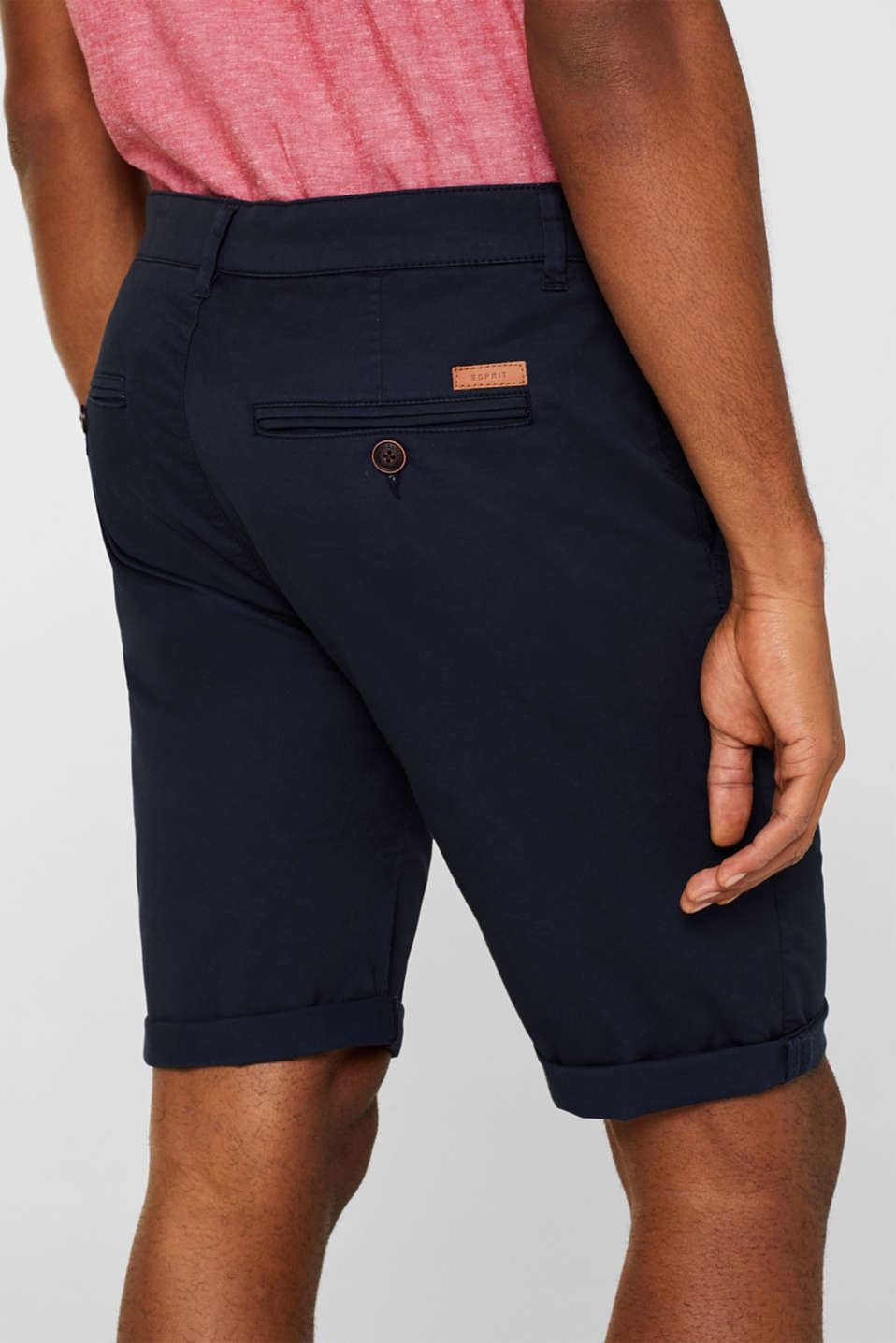 Shorts woven, NAVY, detail image number 2