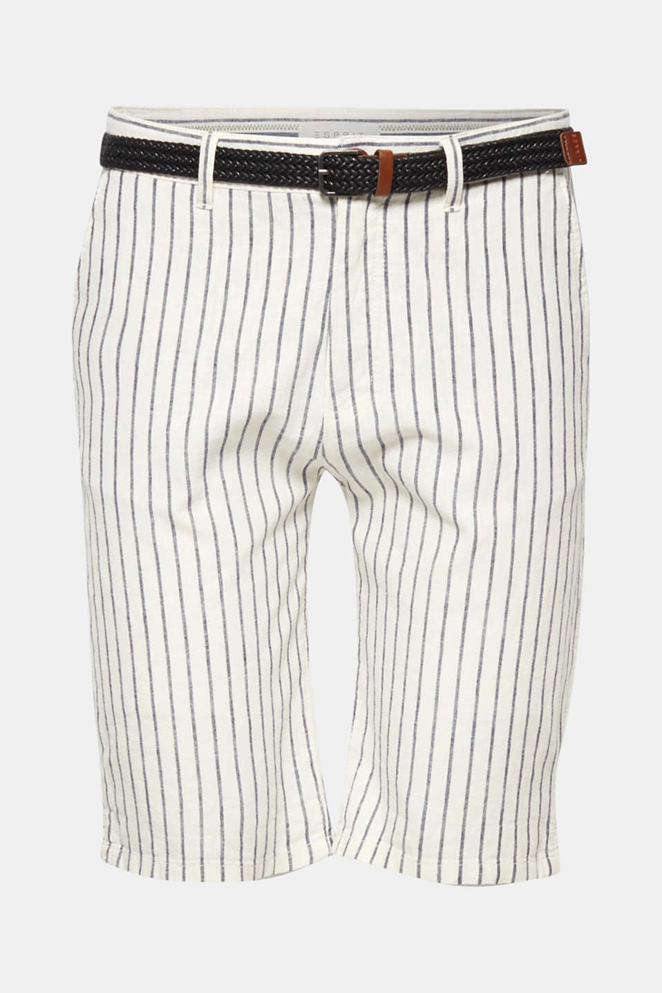 Shorts woven, OFF WHITE, detail image number 5