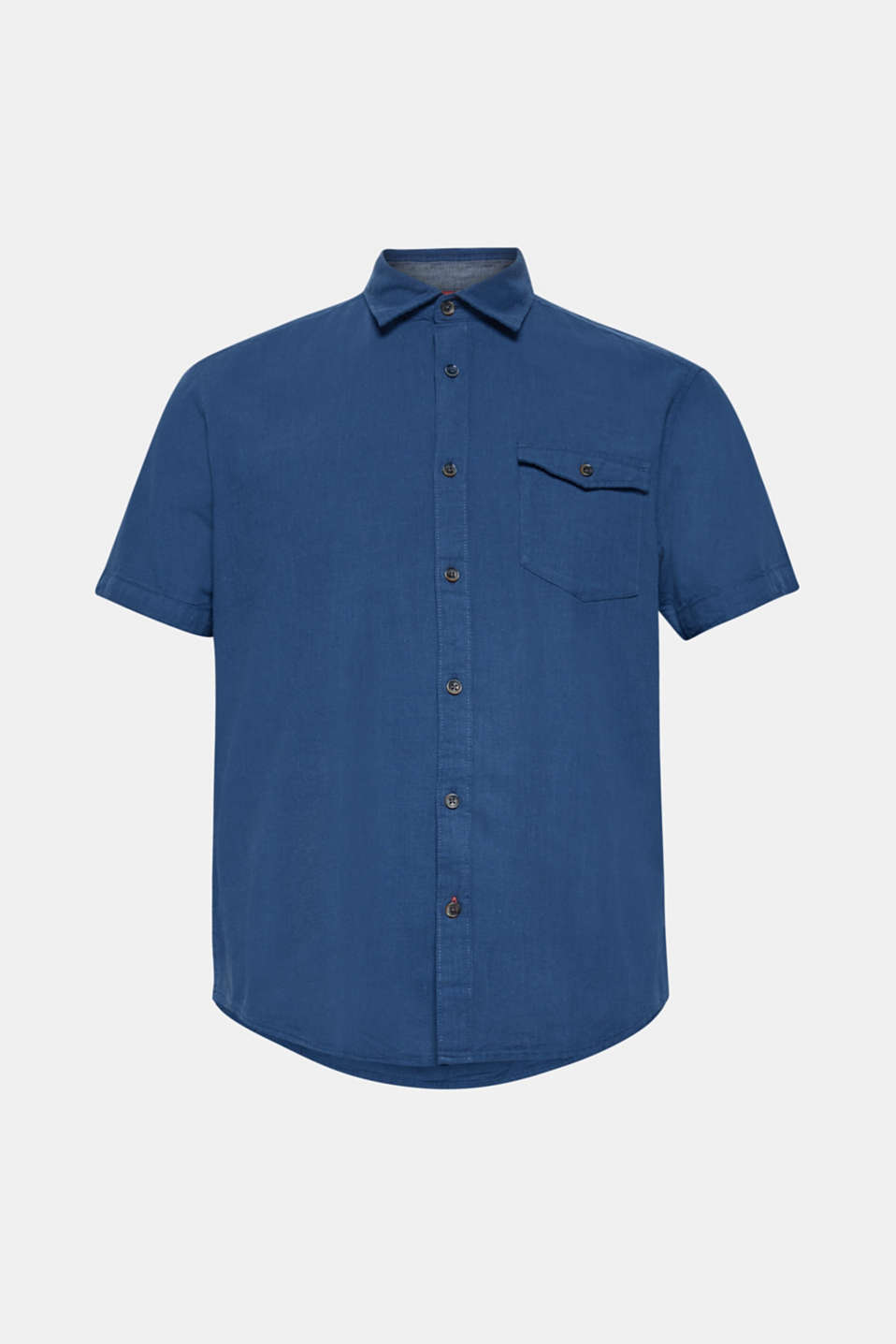 Shirts woven Regular fit, DARK BLUE, detail image number 5