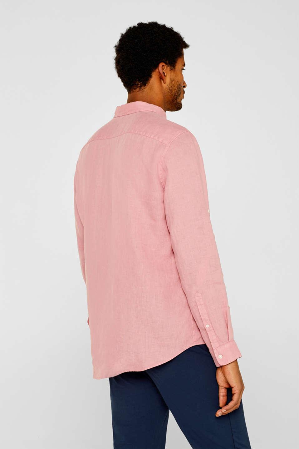 Shirts woven Regular fit, BLUSH 2, detail image number 3