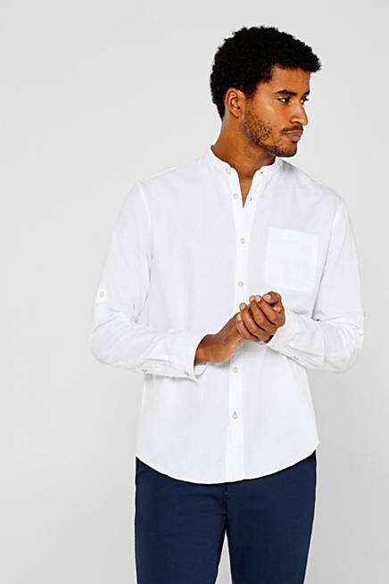Roze Heren Overhemd.Esprit Overhemden Voor Heren Kopen In De Online Shop