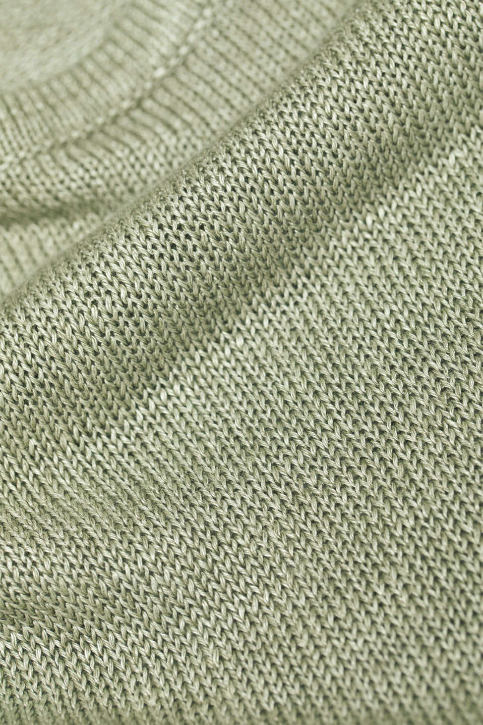 Sweaters, LIGHT KHAKI, detail image number 5