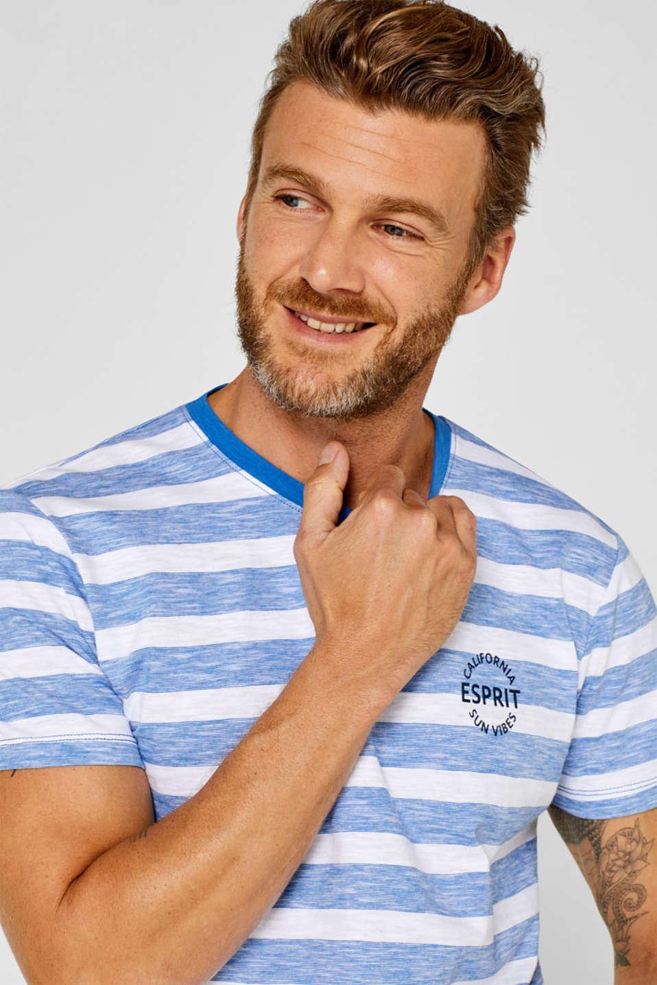 T-Shirts, BLUE, detail image number 4