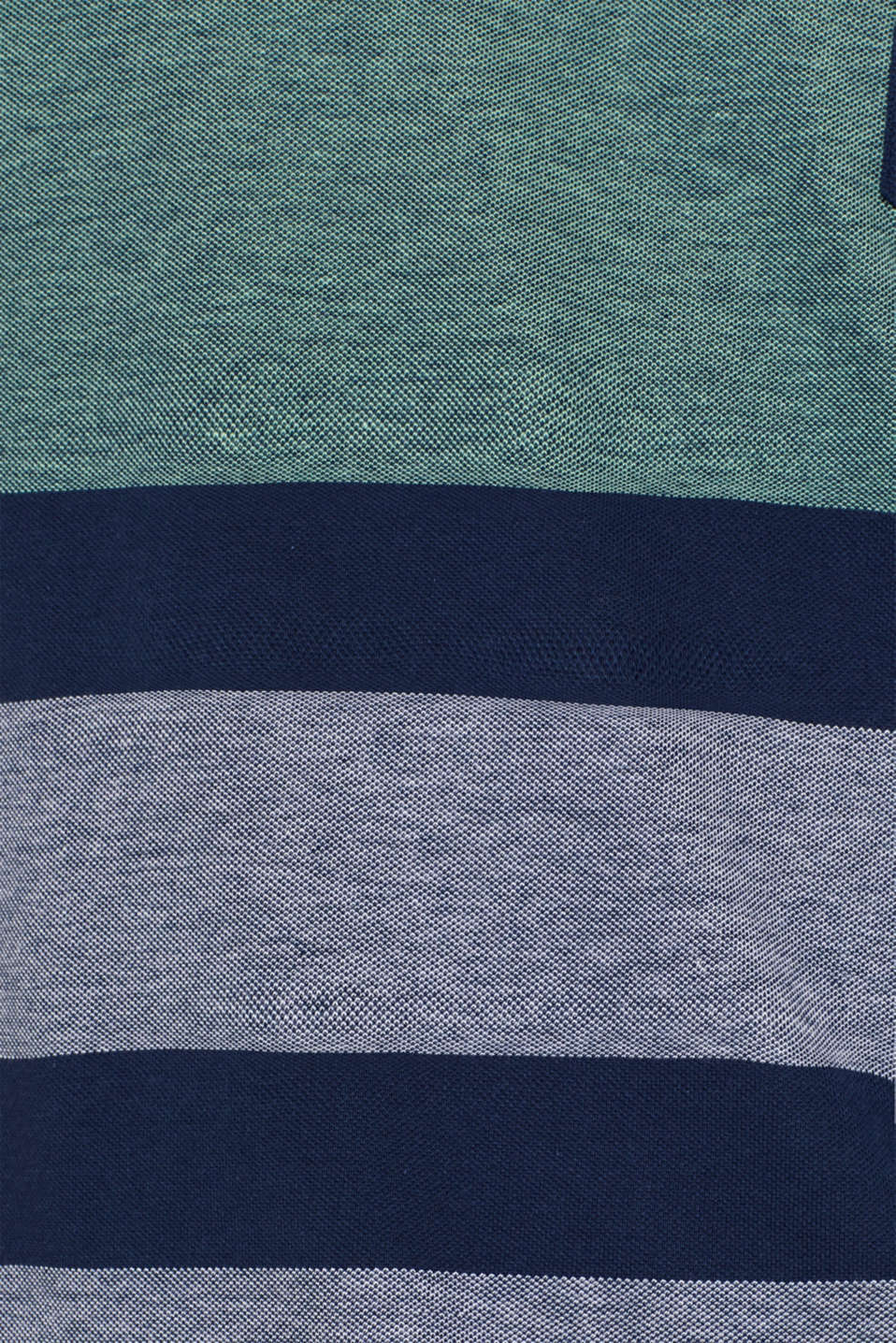 Piqué T-shirt in 100% cotton, NAVY, detail image number 5