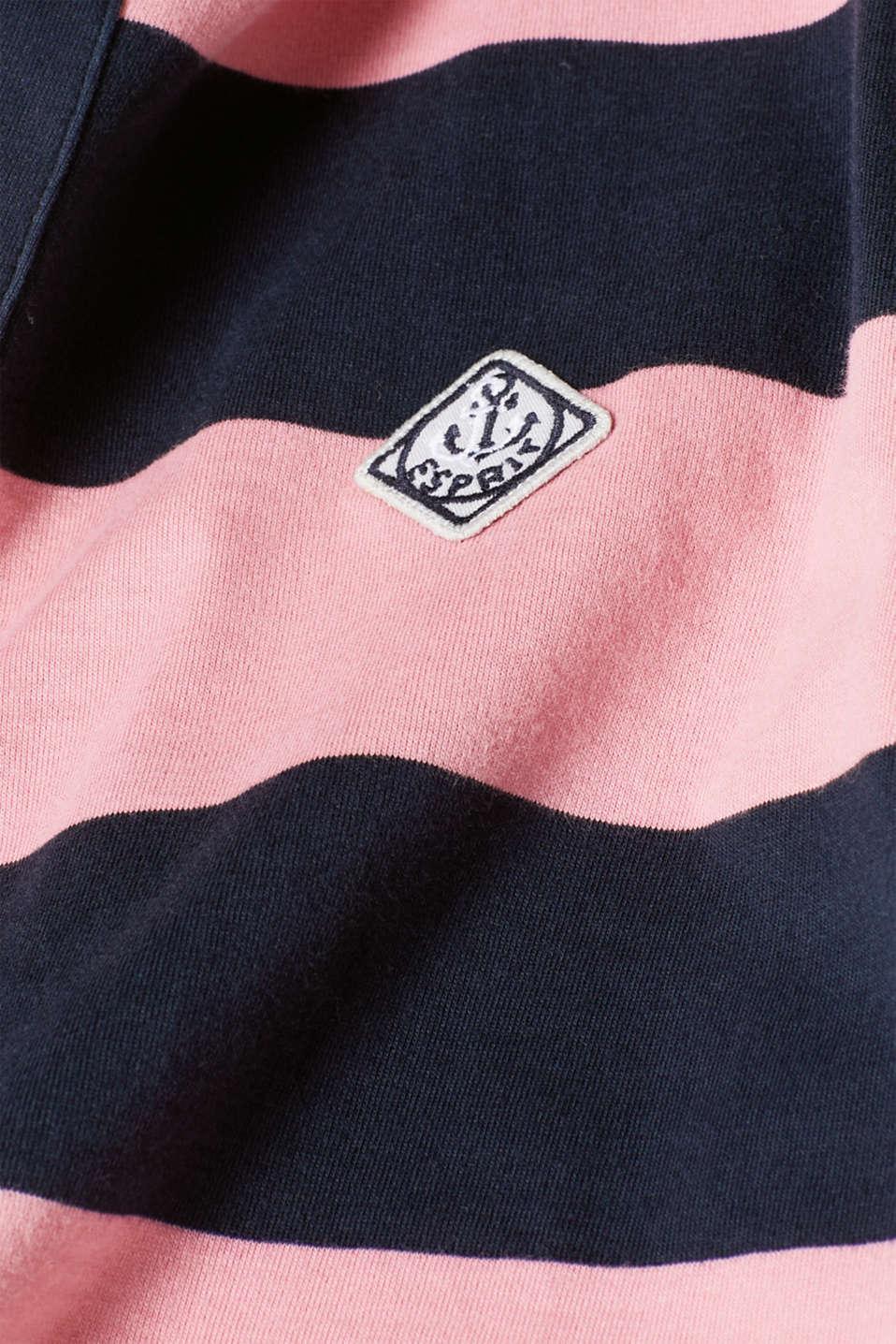 Polo shirts, BLUSH, detail image number 4