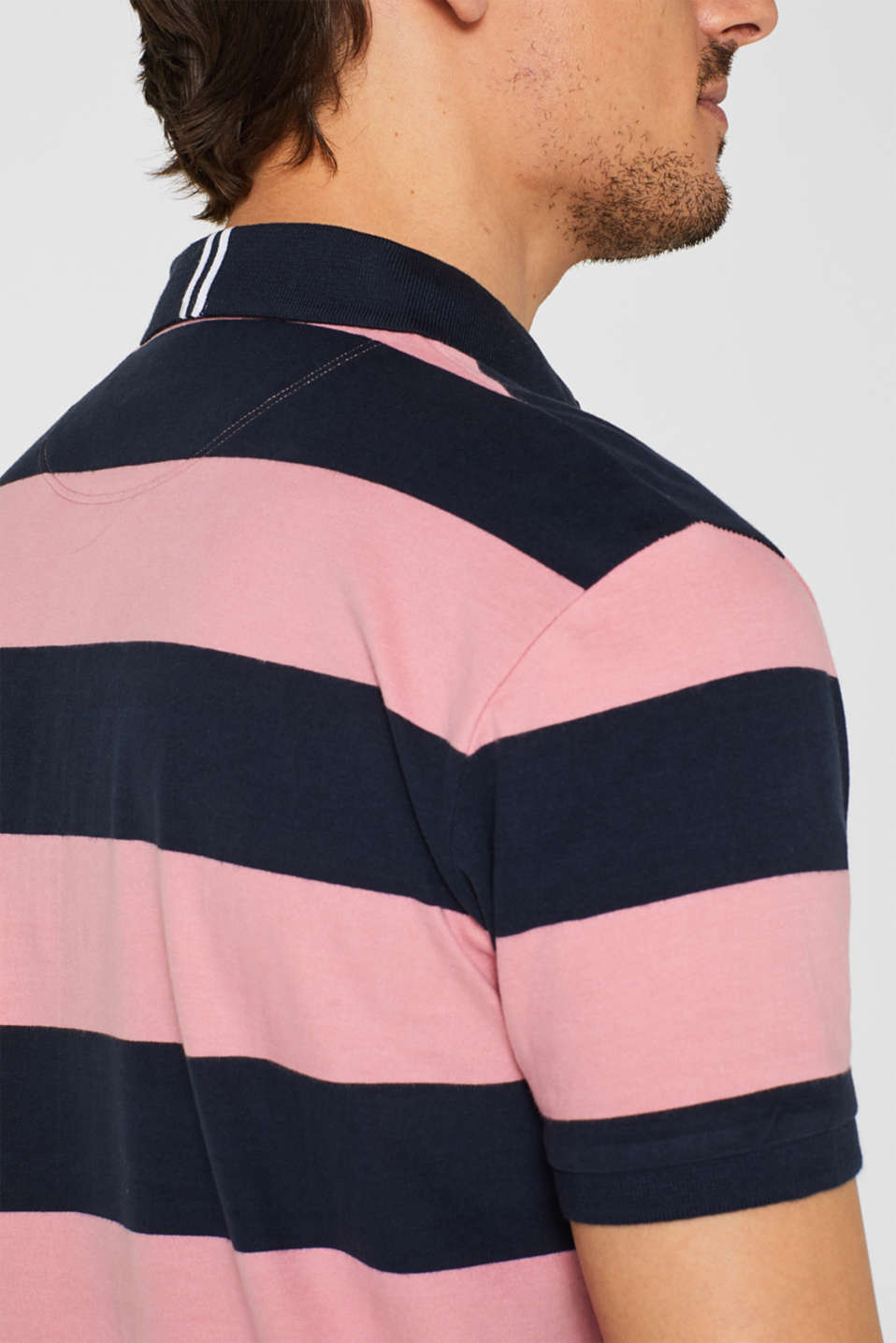 Polo shirts, BLUSH, detail image number 6