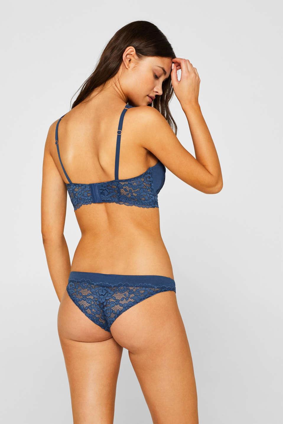 Bottoms, GREY BLUE, detail image number 2