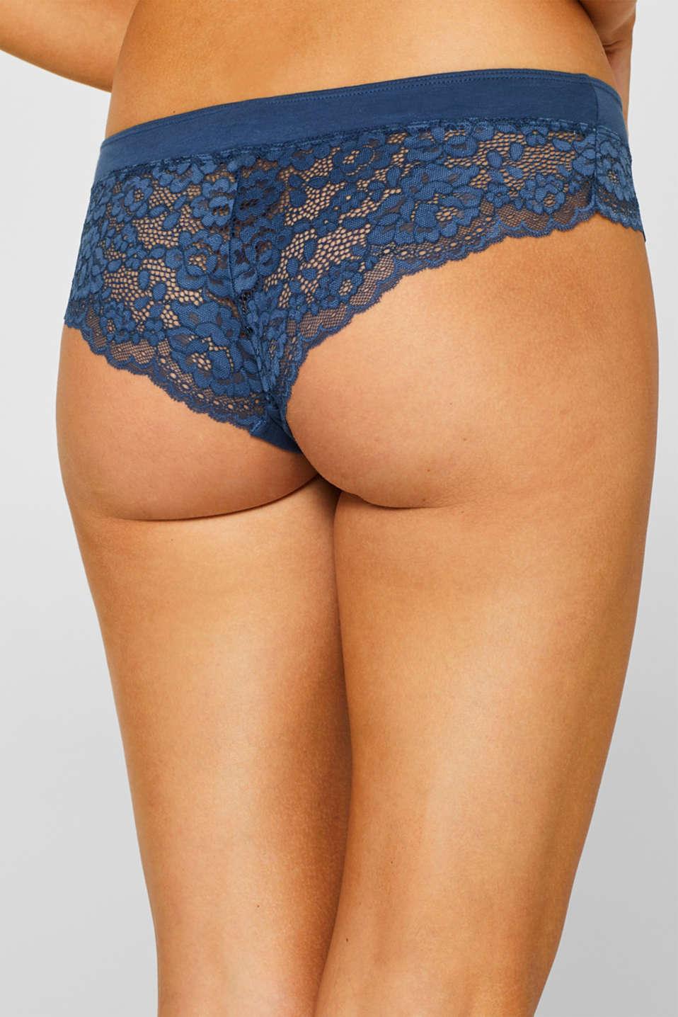 Bottoms, GREY BLUE, detail image number 3