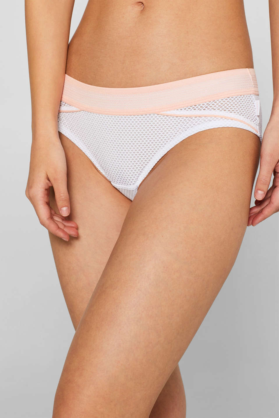 Bottoms, WHITE, detail image number 1