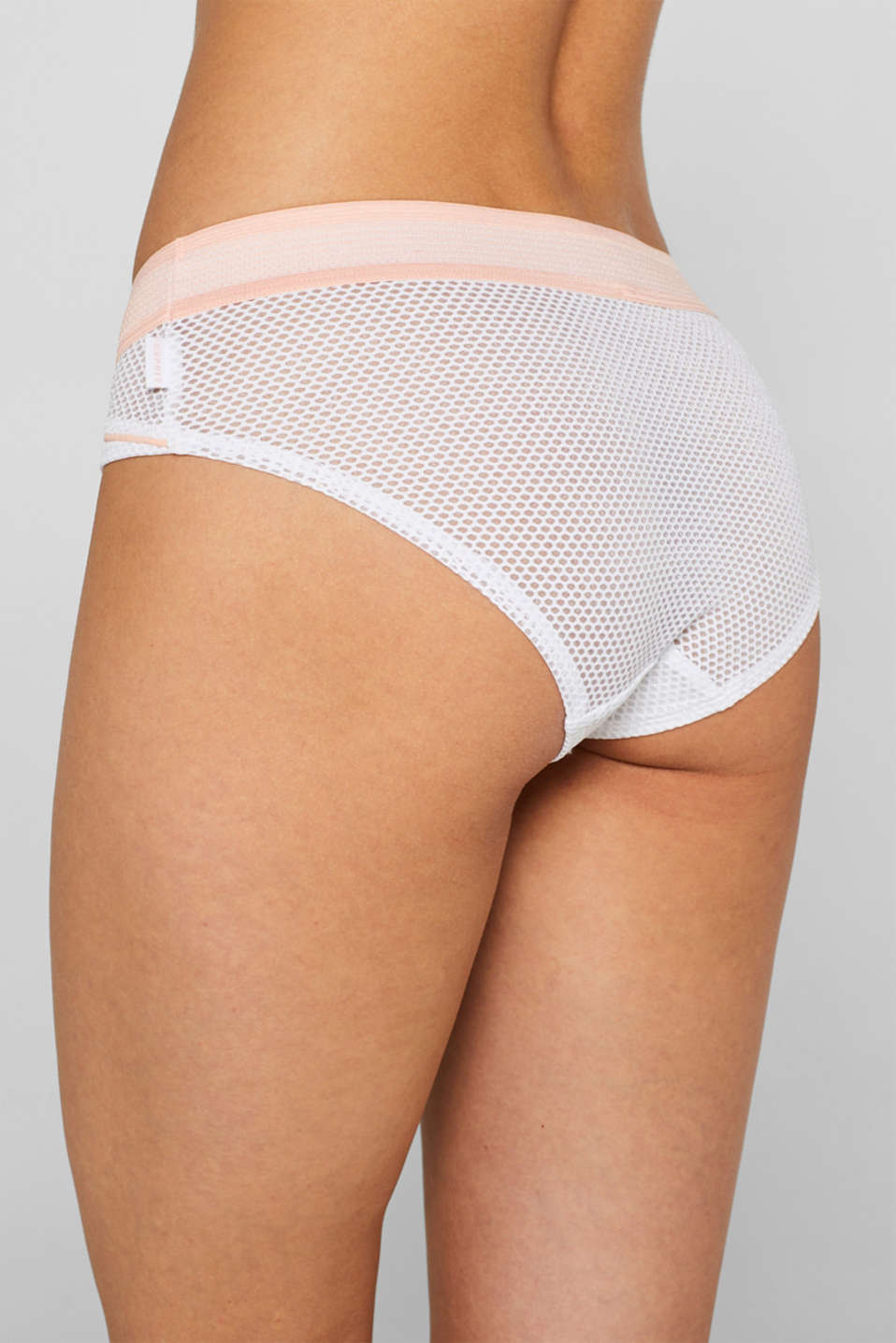 Bottoms, WHITE, detail image number 3
