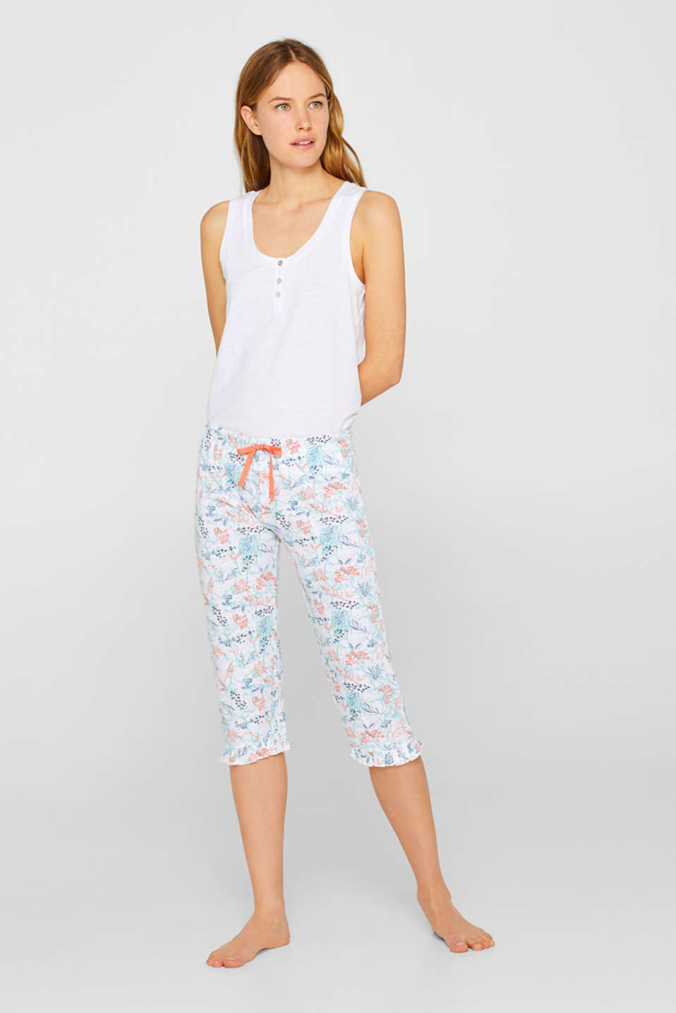 Nightpants, OFF WHITE, detail image number 0