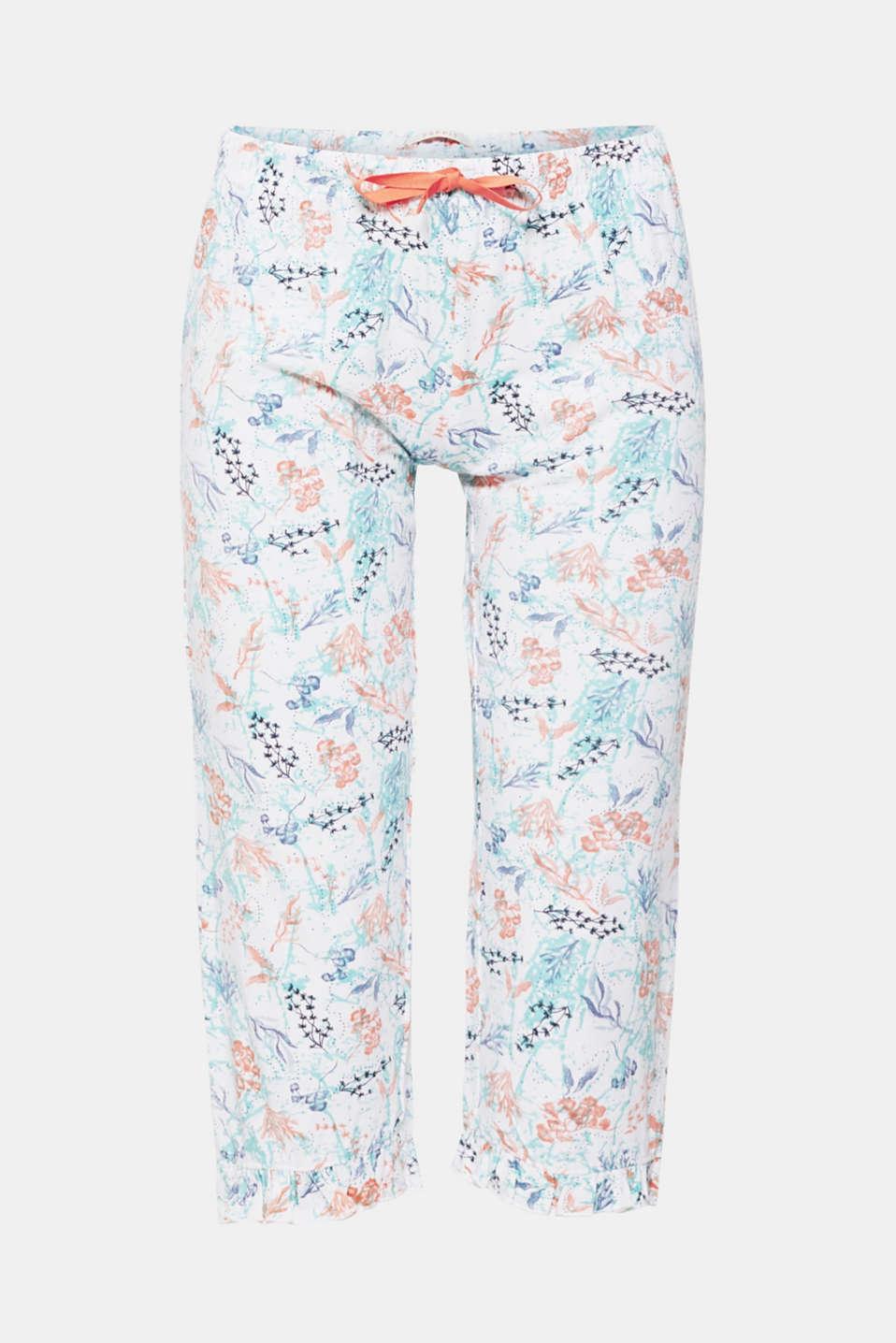 Nightpants, OFF WHITE, detail image number 3