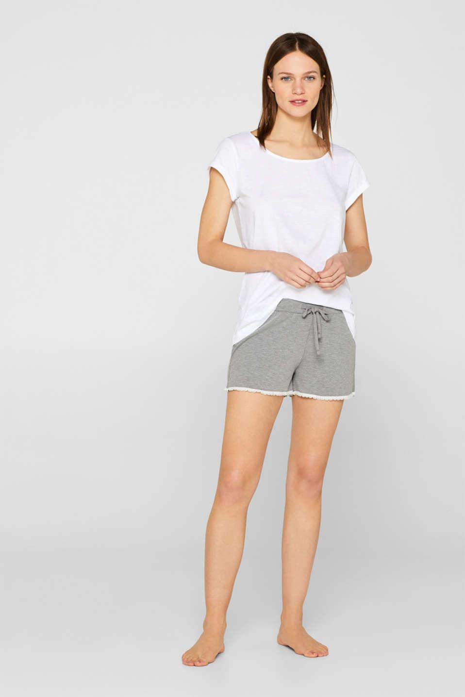Night-T-Shirts, WHITE, detail image number 0