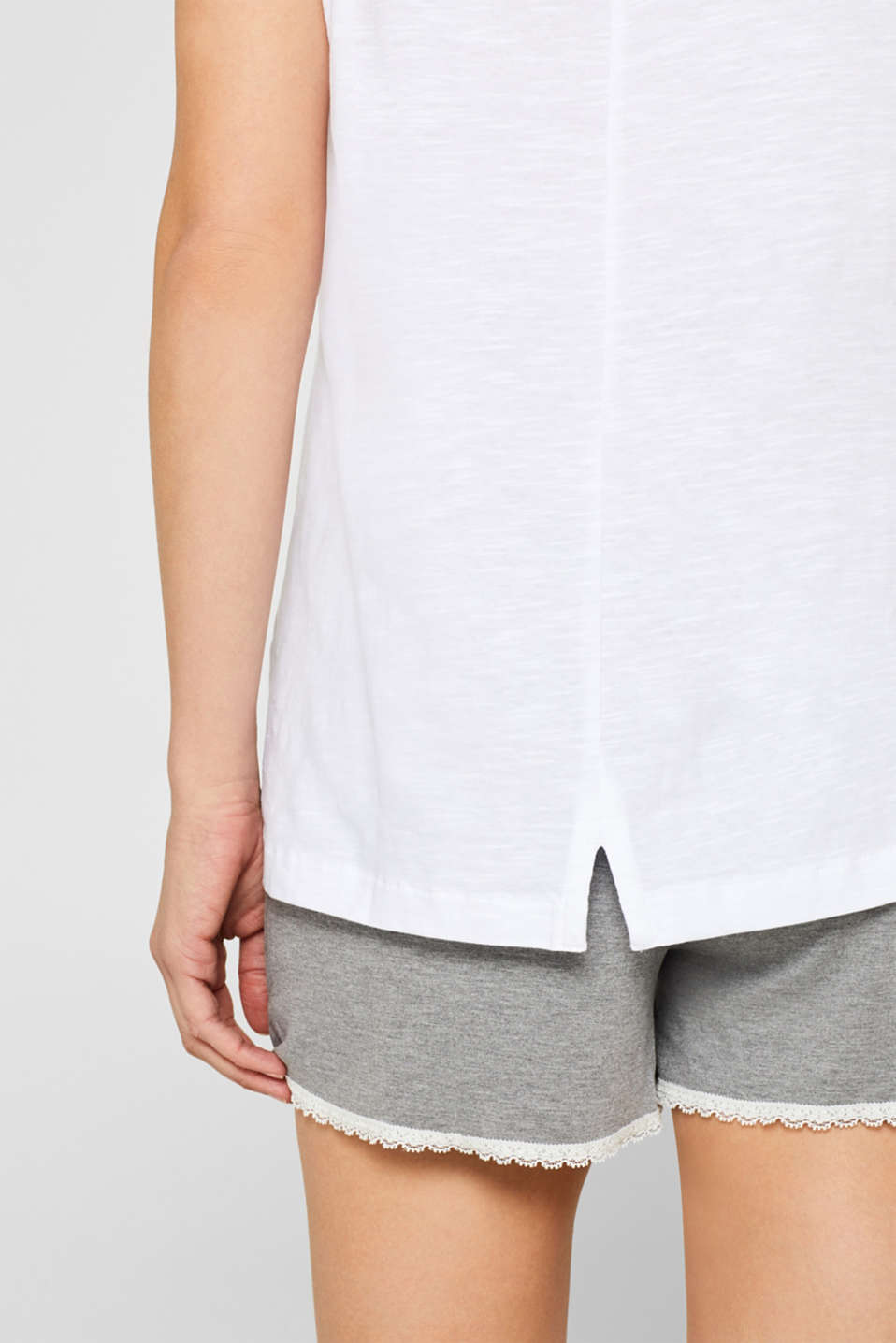 Night-T-Shirts, WHITE, detail image number 3