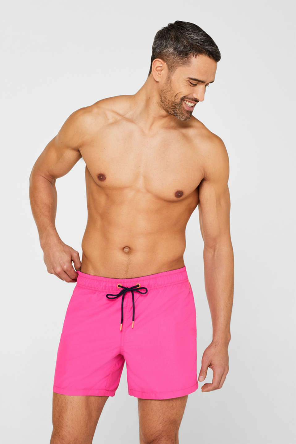 Esprit - Swim shorts in a bright mix of colours