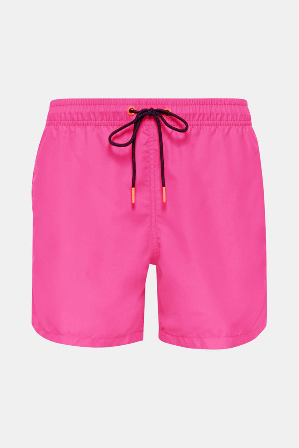 Esprit - Bade-Shorts in knalligem Farb-Mix