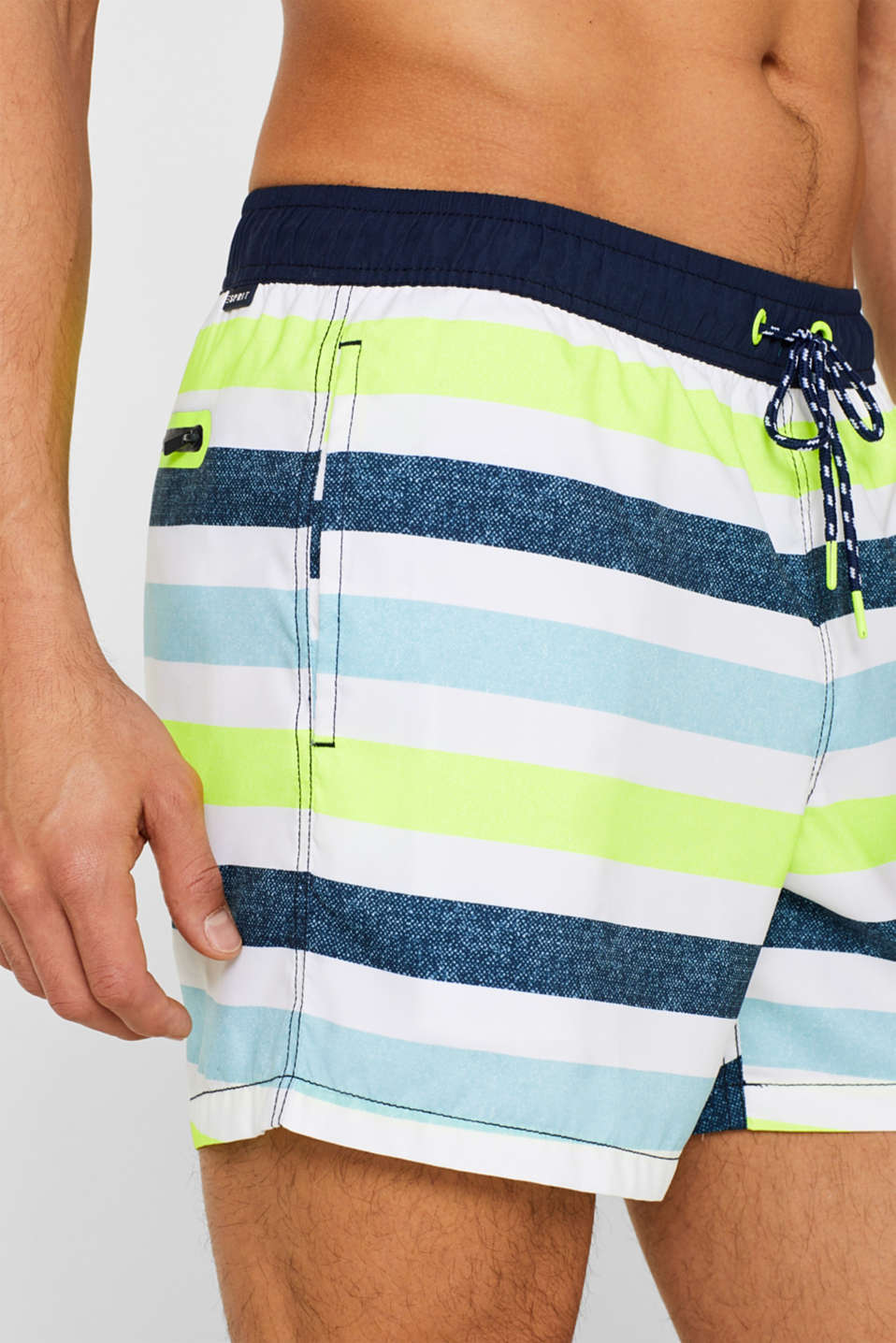 Beach Bottoms, BRIGHT YELLOW, detail image number 2