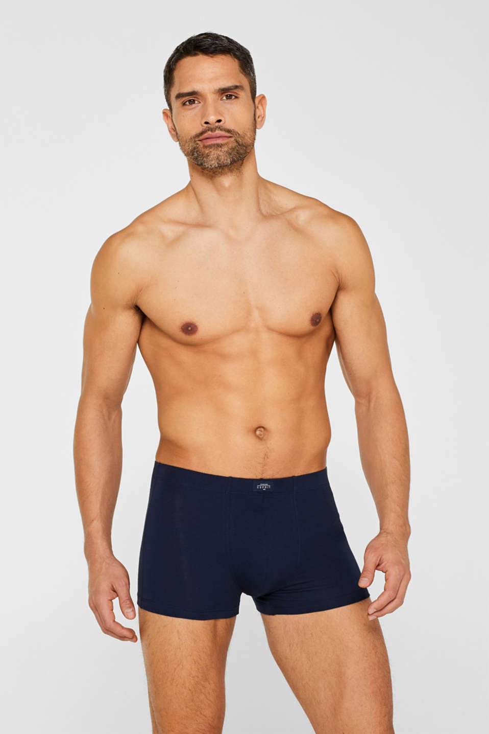 Esprit - Jersey shorts in a 6 pack