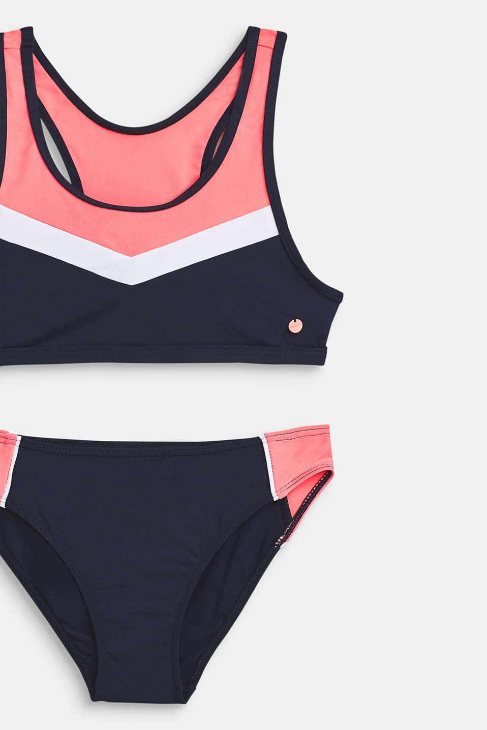 Bikini Sets wireless, NAVY, detail image number 2