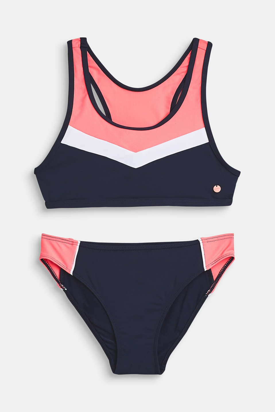 Bikini Sets wireless, NAVY, detail image number 0