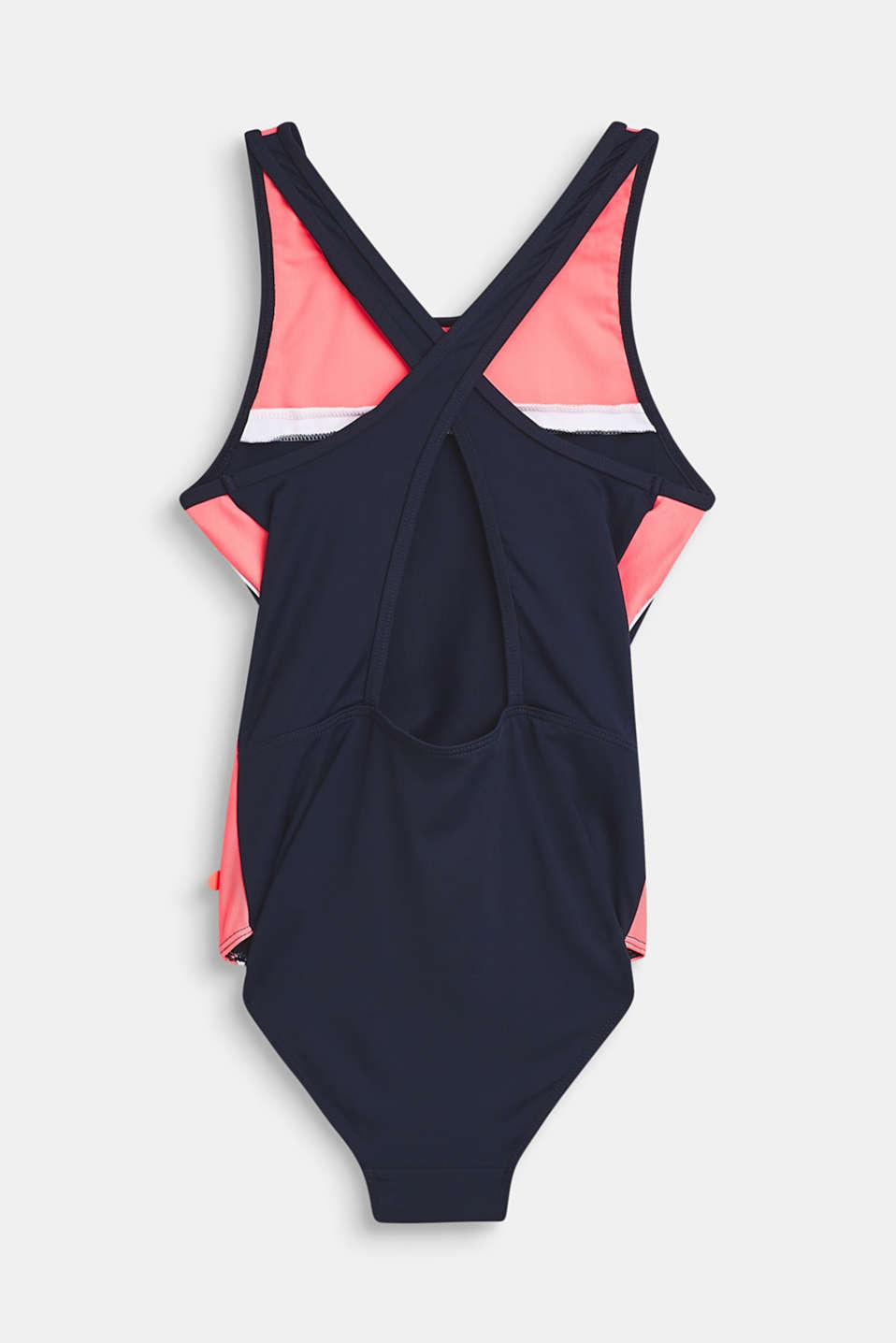 Swimsuits, NAVY, detail image number 1