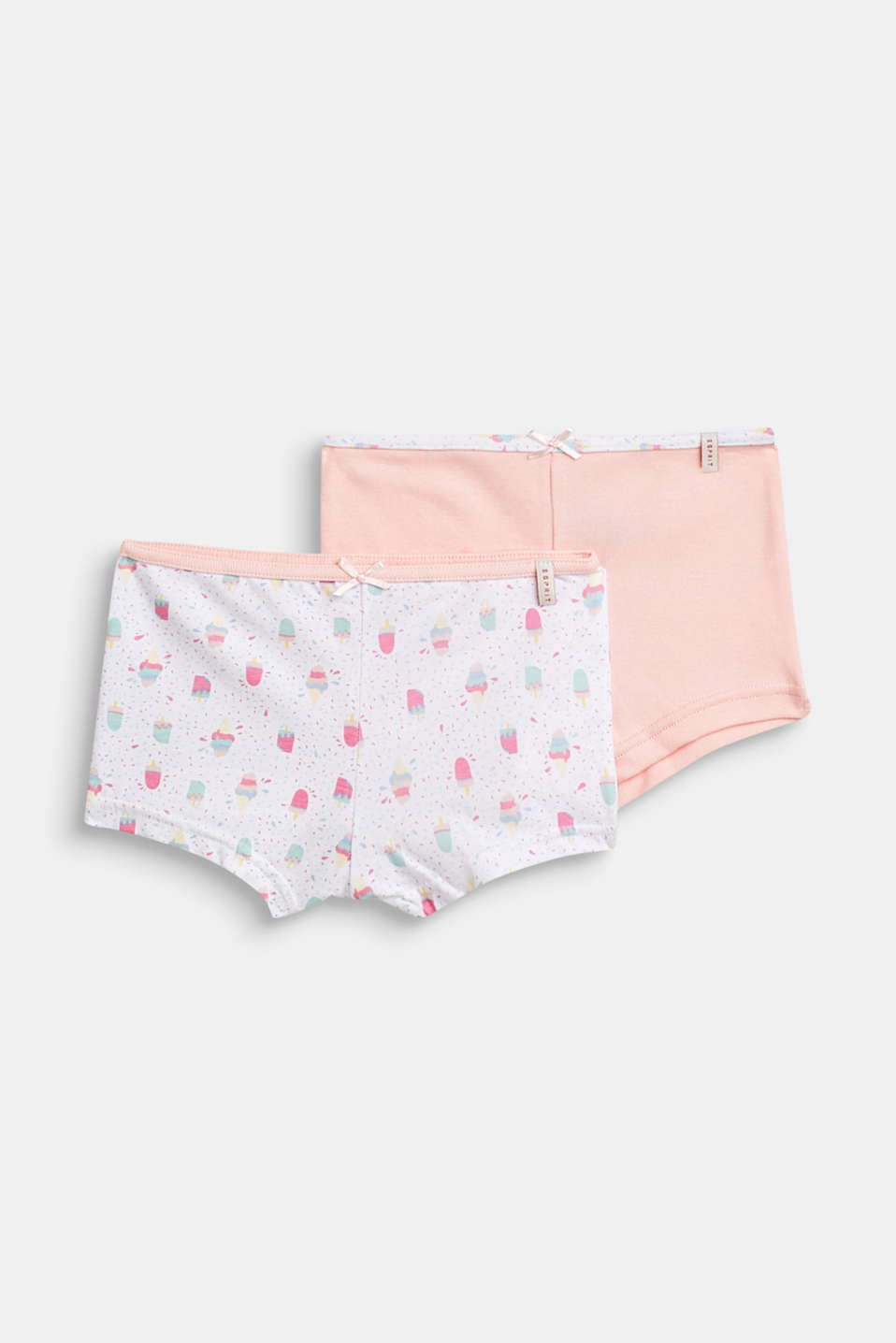 Esprit - Lot de 2 mini-shorts