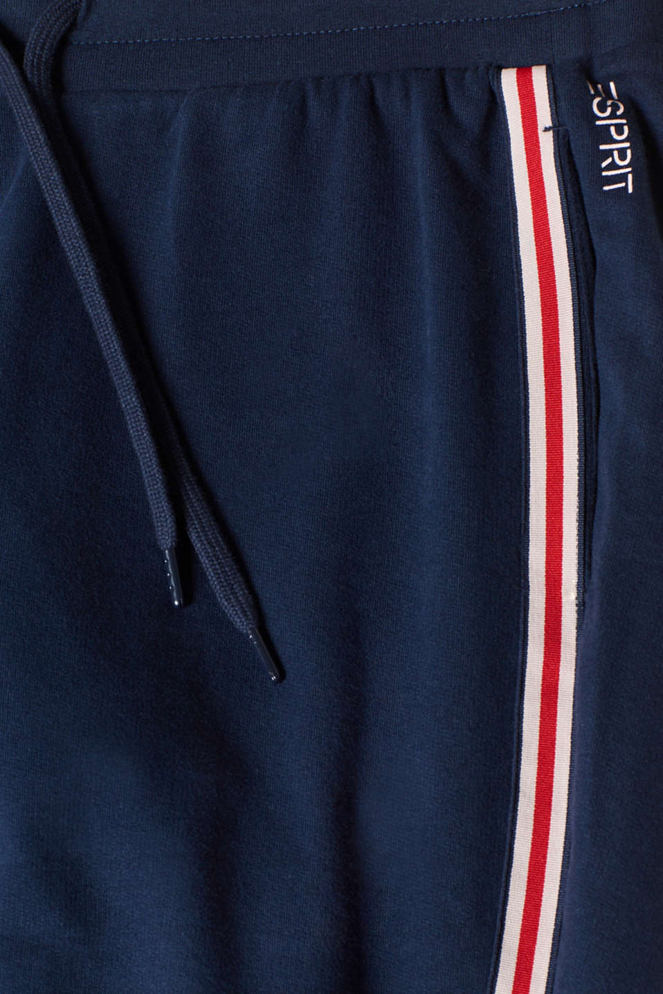 Pants knitted, NAVY, detail image number 4