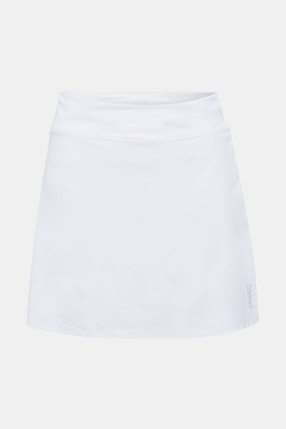 Shorts knitted, WHITE, detail image number 7