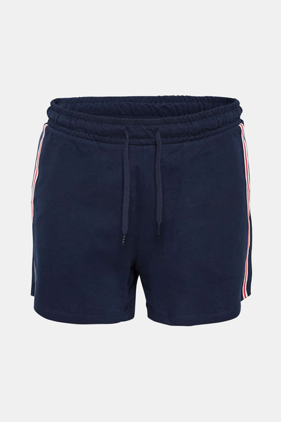 Shorts knitted, NAVY, detail image number 6