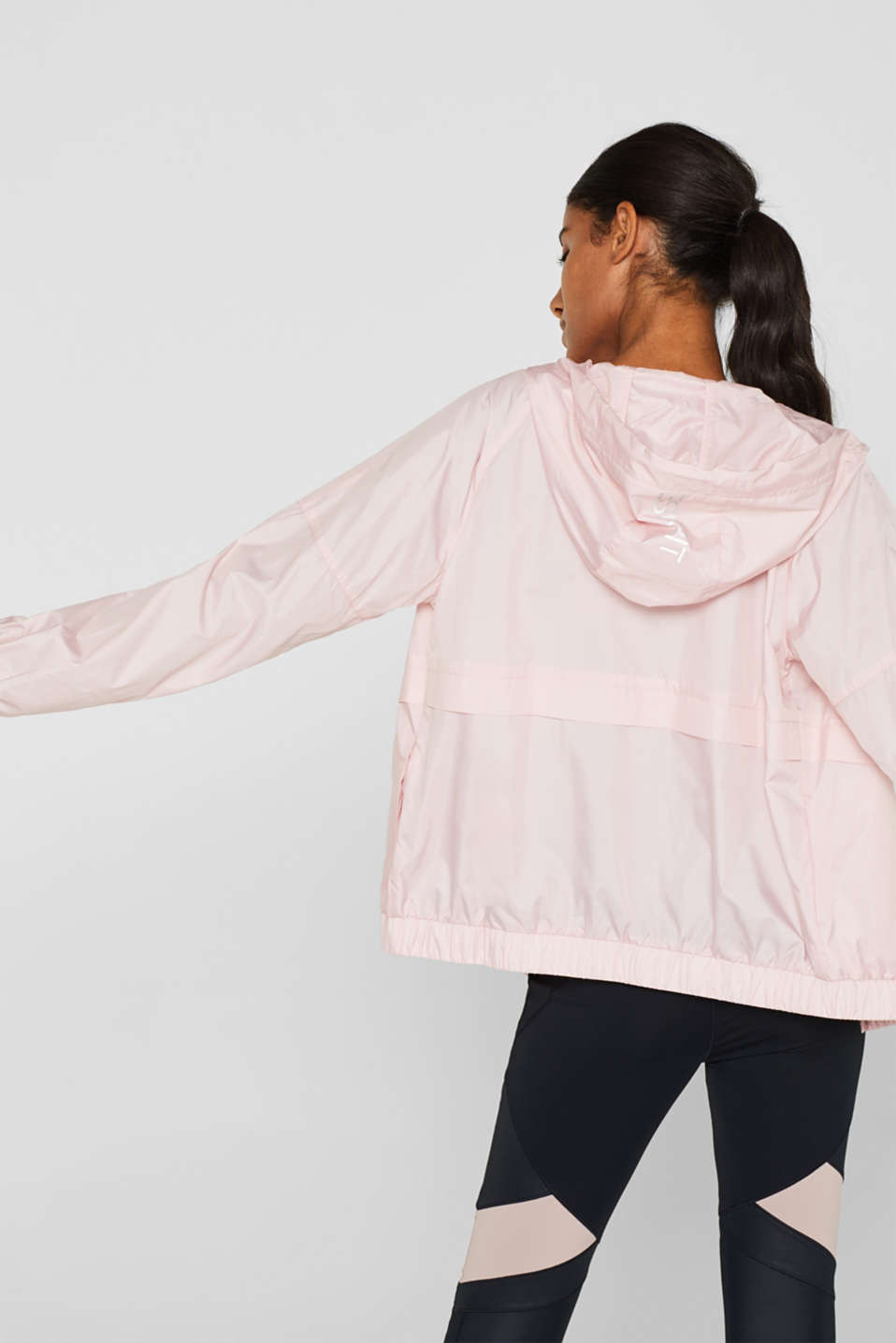Jackets outdoor woven, LIGHT PINK, detail image number 3
