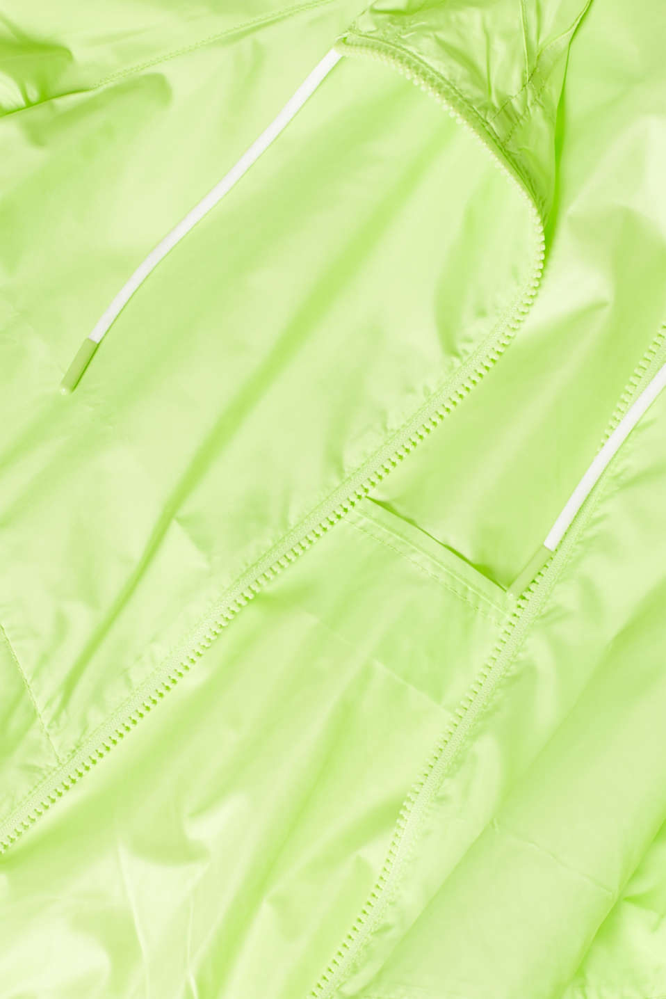 Jackets outdoor woven, LIME YELLOW, detail image number 4