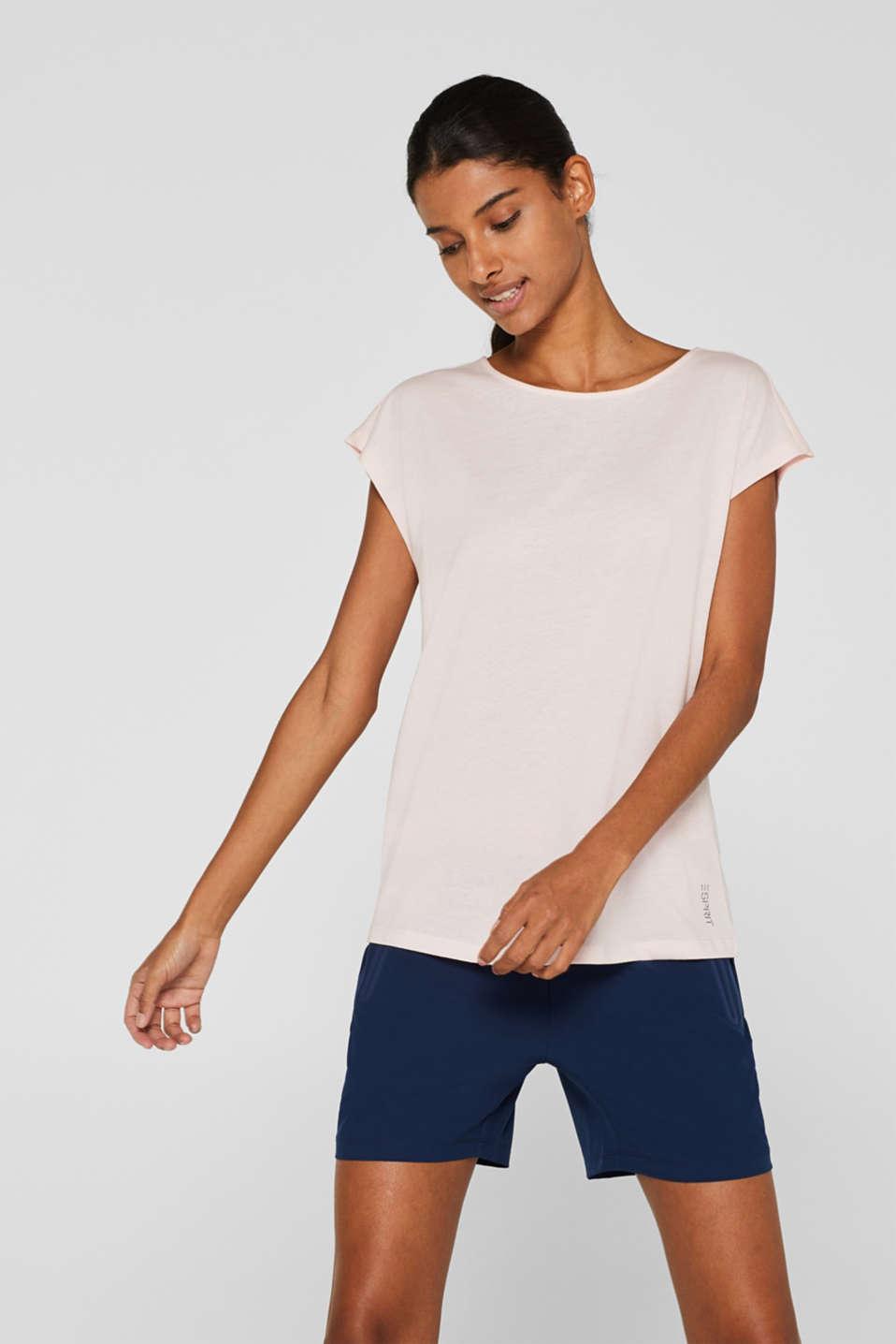 T-Shirts, LIGHT PINK, detail image number 0