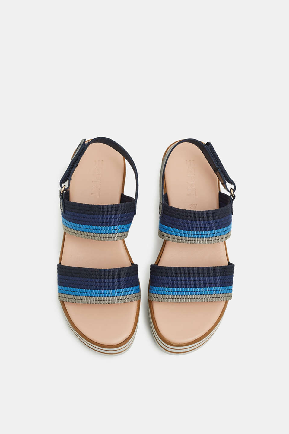 Formal Shoes textile, NAVY, detail image number 1