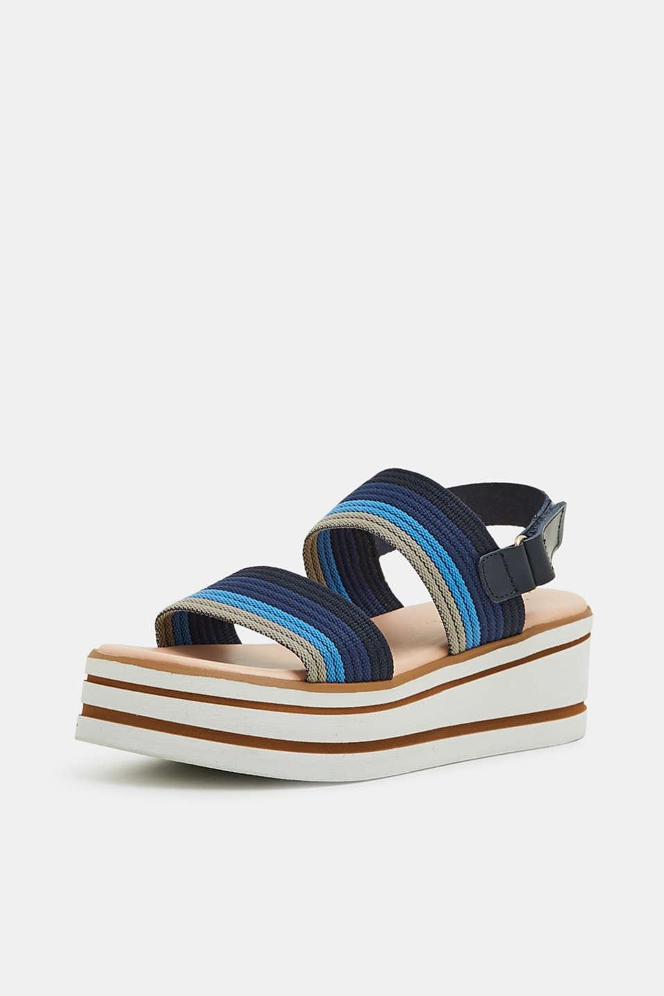 Formal Shoes textile, NAVY, detail image number 2