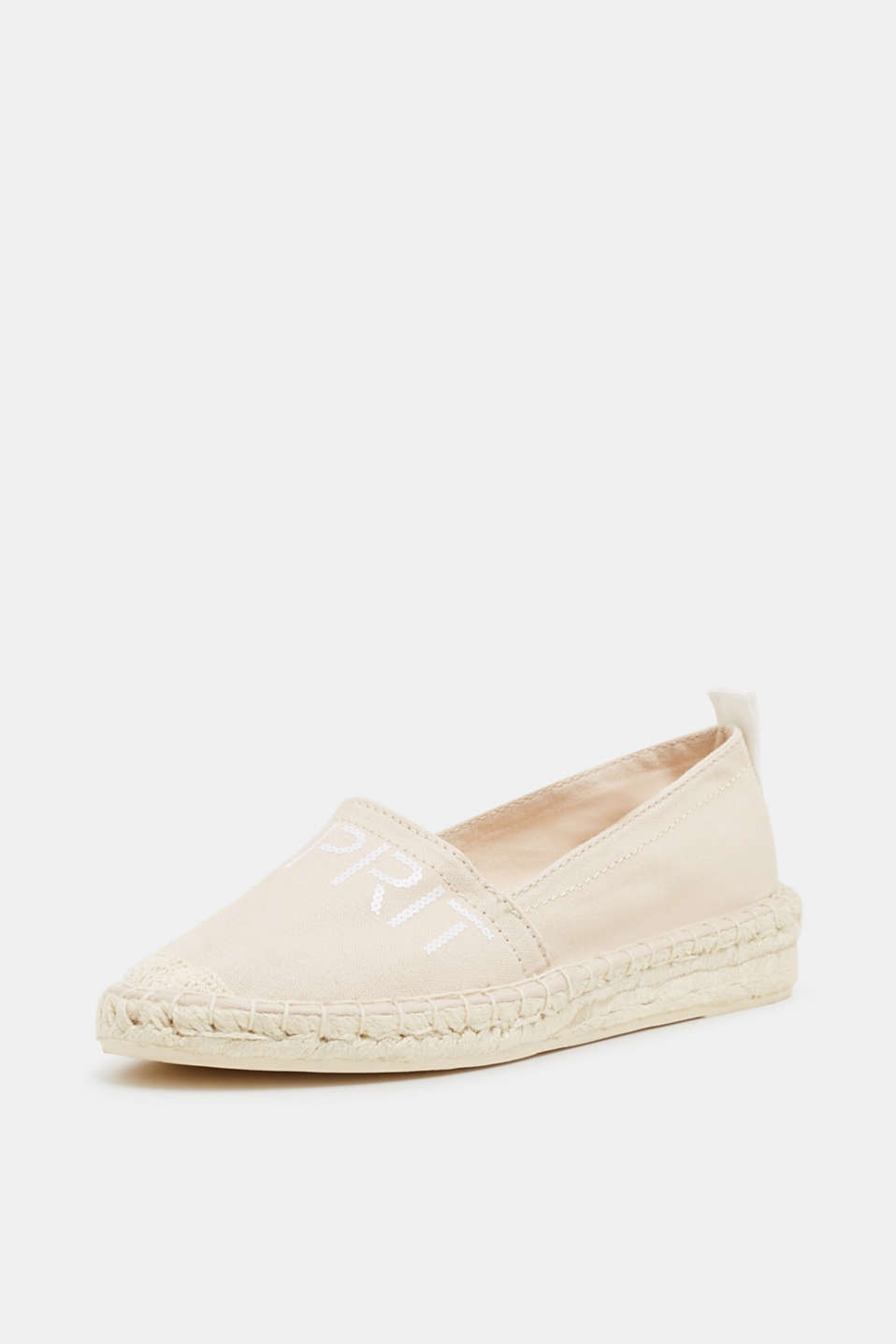 Casual Shoes textile, BEIGE, detail image number 1