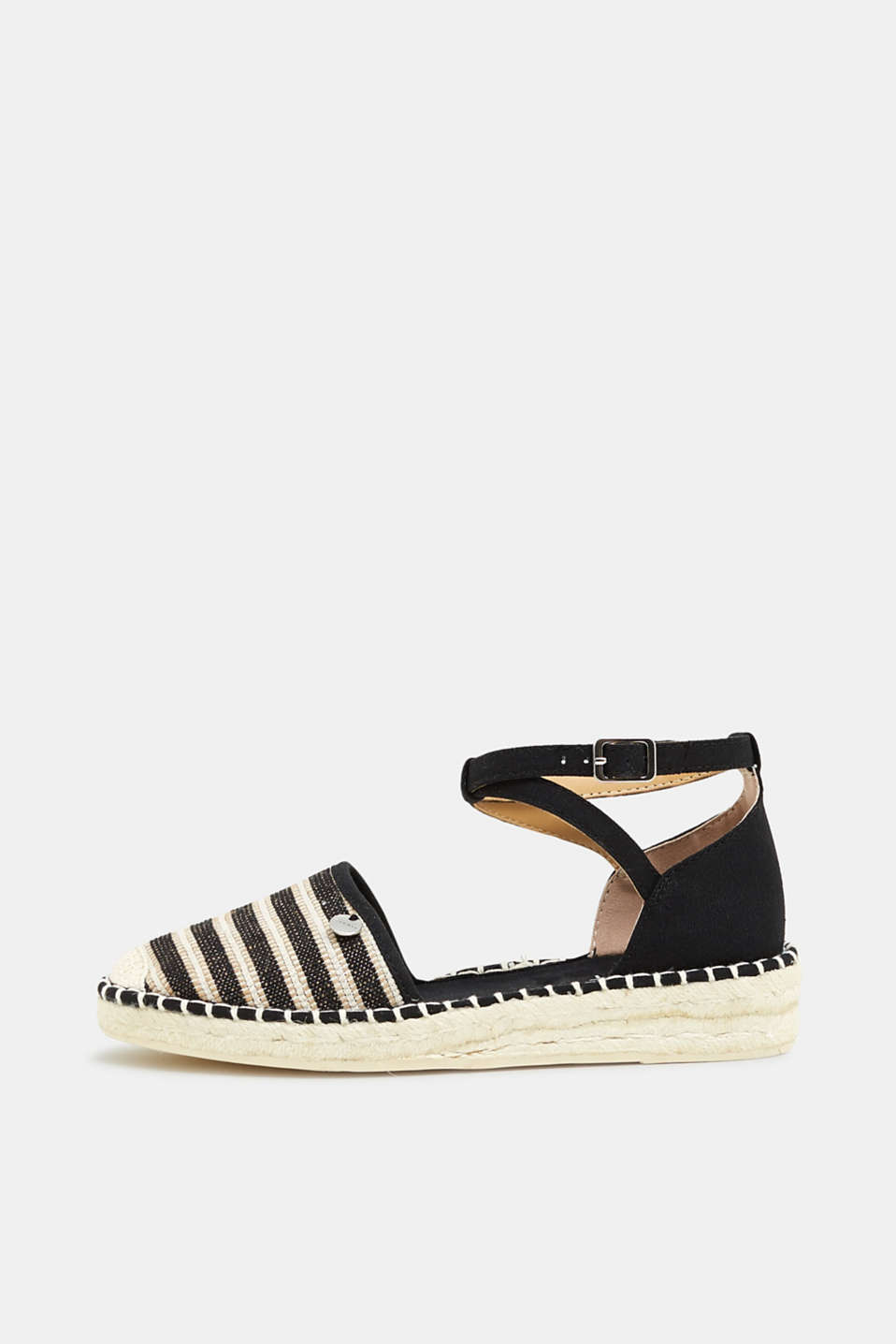 Casual Shoes textile, BLACK, detail image number 0