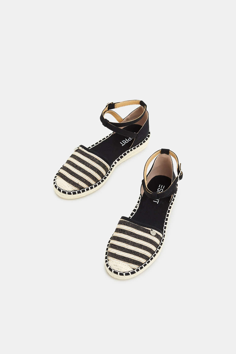 Casual Shoes textile, BLACK, detail image number 1