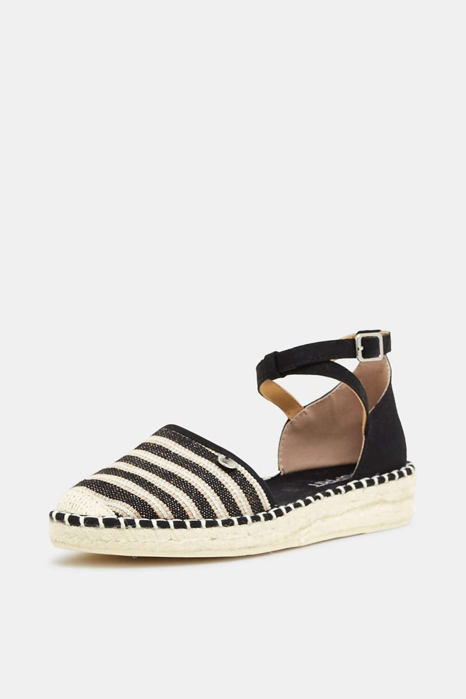 Casual Shoes textile, BLACK, detail image number 2