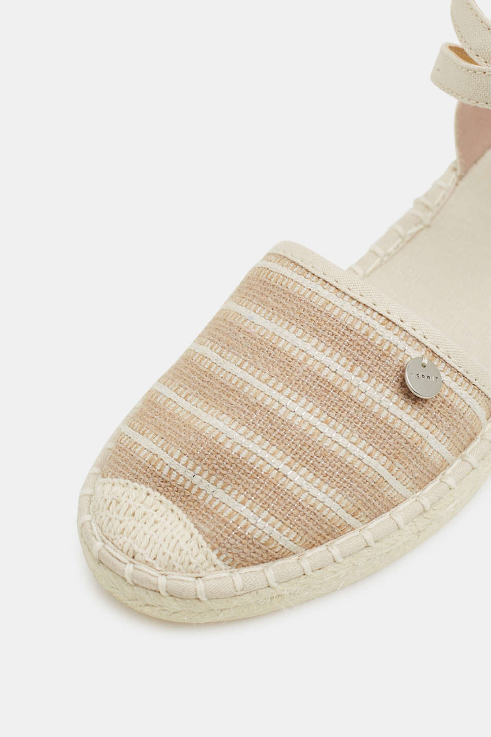 Casual Shoes textile, LIGHT TAUPE, detail image number 3