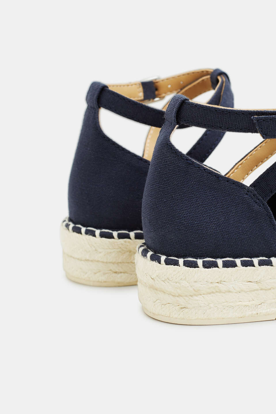 Casual Shoes textile, NAVY, detail image number 4