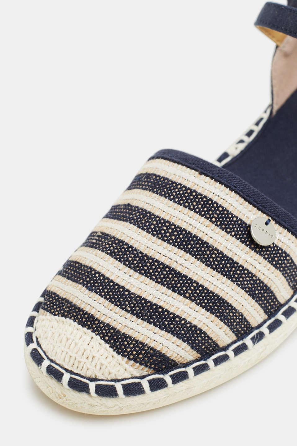 Casual Shoes textile, NAVY, detail image number 3