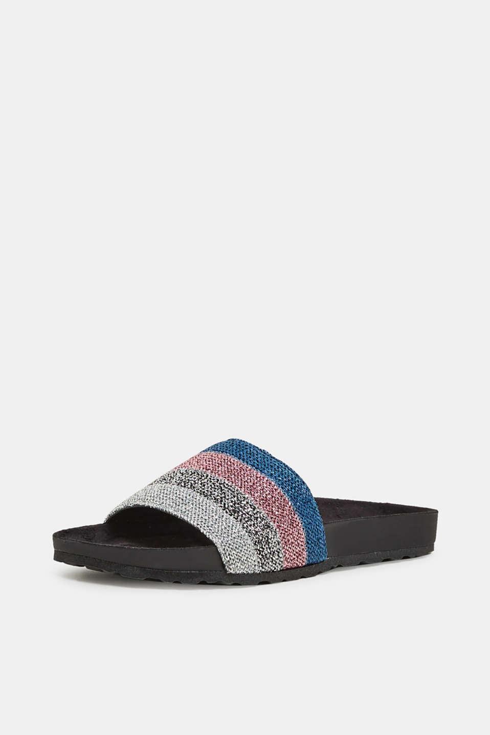 Formal Shoes textile, SILVER, detail image number 2