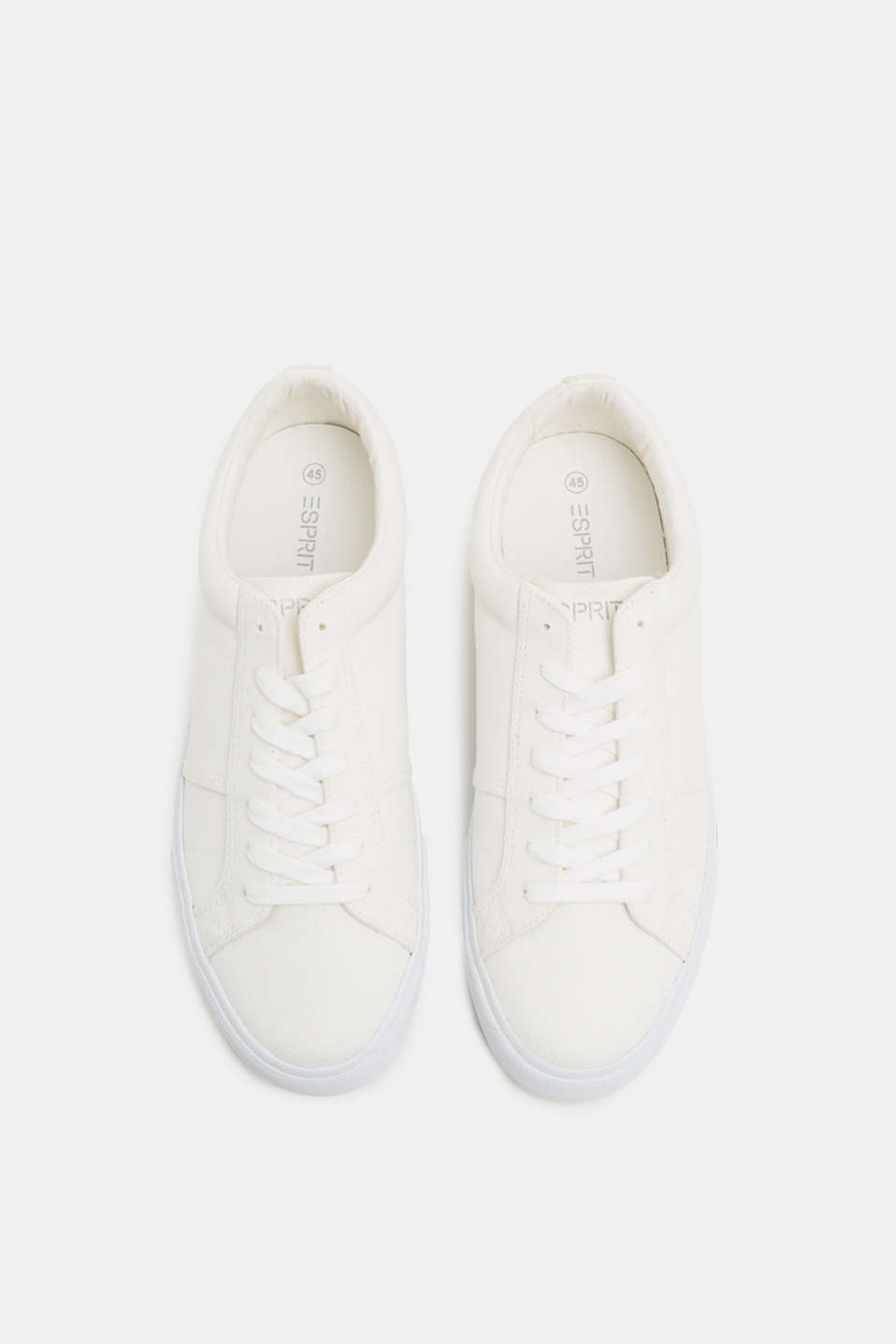 Casual Shoes textile, OFF WHITE, detail image number 1