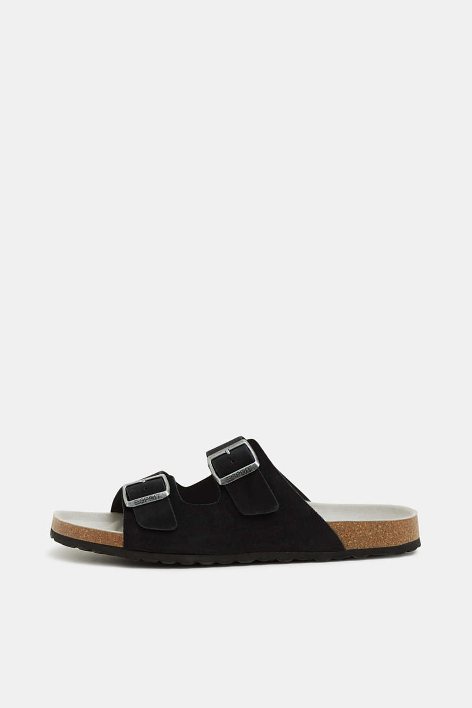 Esprit - Leather slip-ons