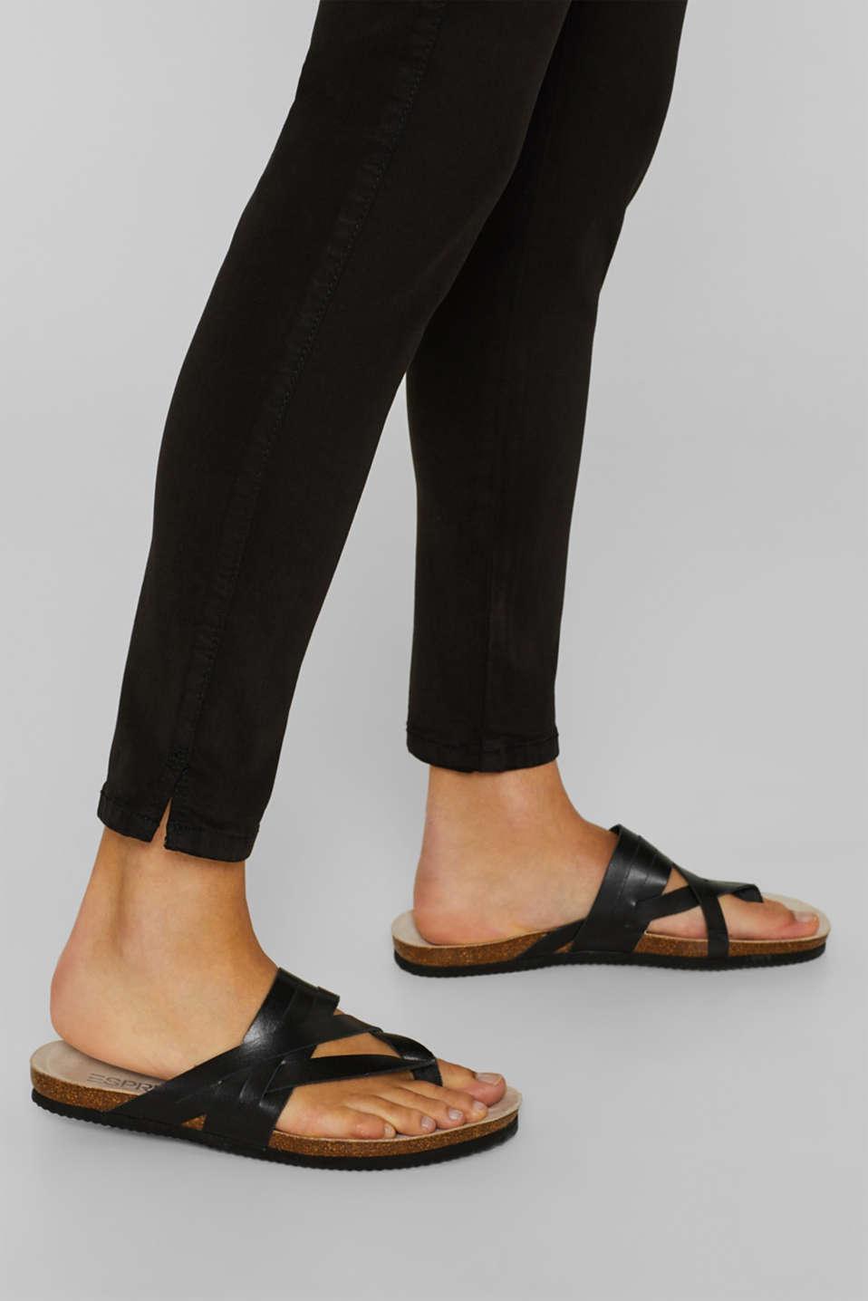 Pants woven, BLACK, detail image number 5