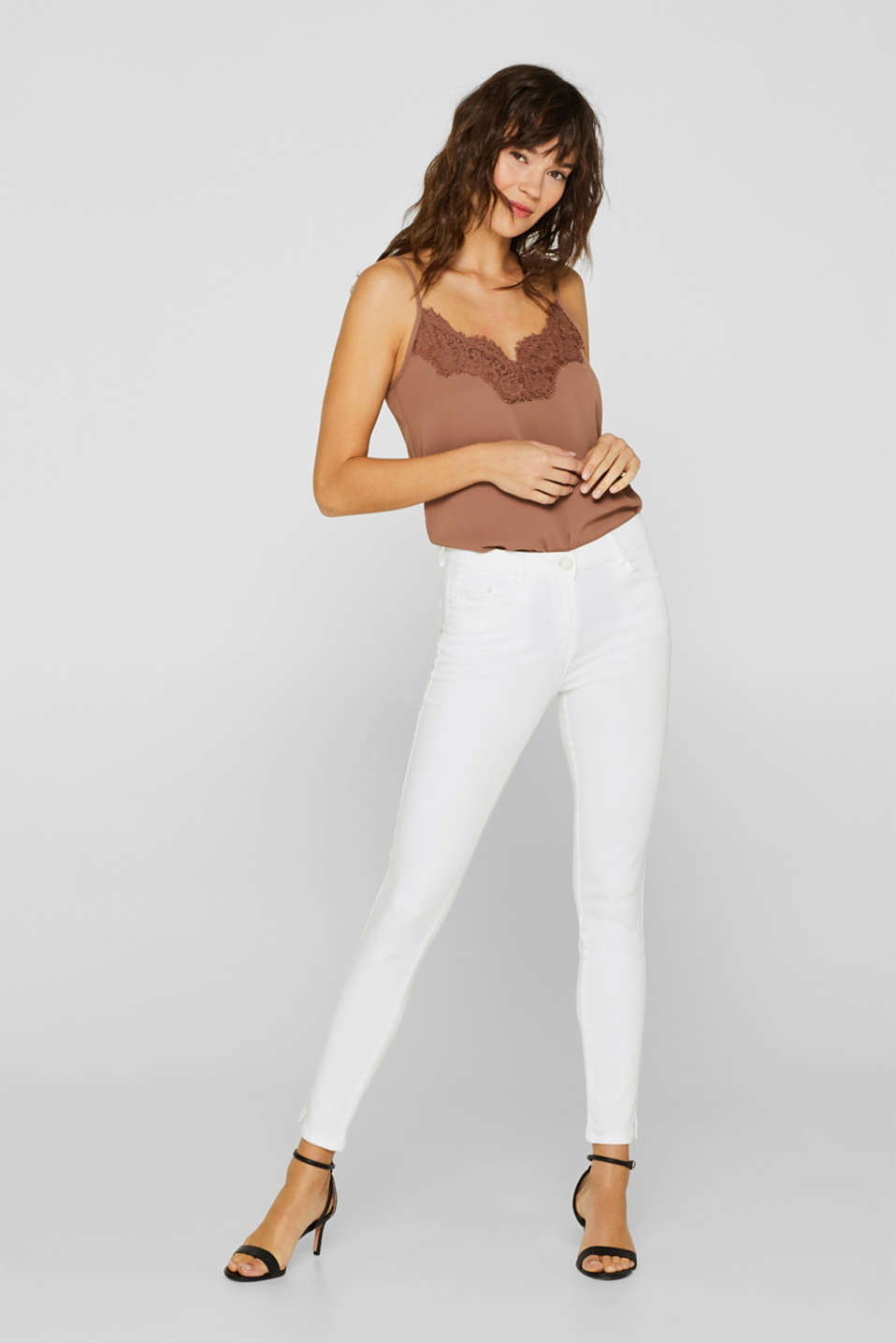 Esprit - Shaping-Pants mit 4-way-Stretch