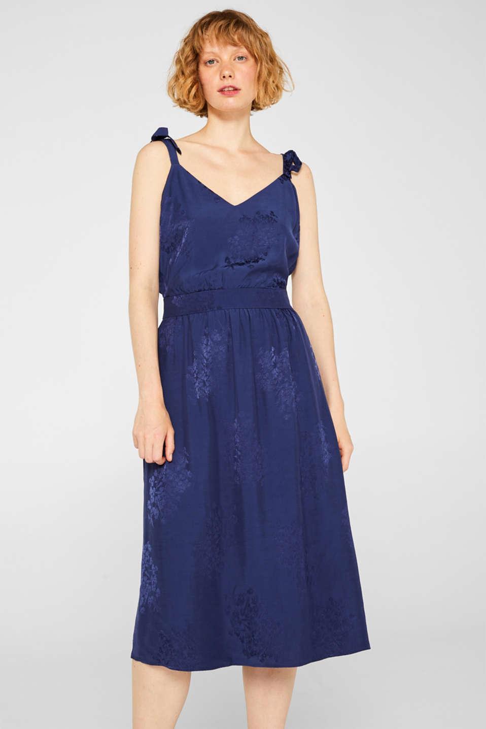 Dresses light woven, NAVY, detail image number 0