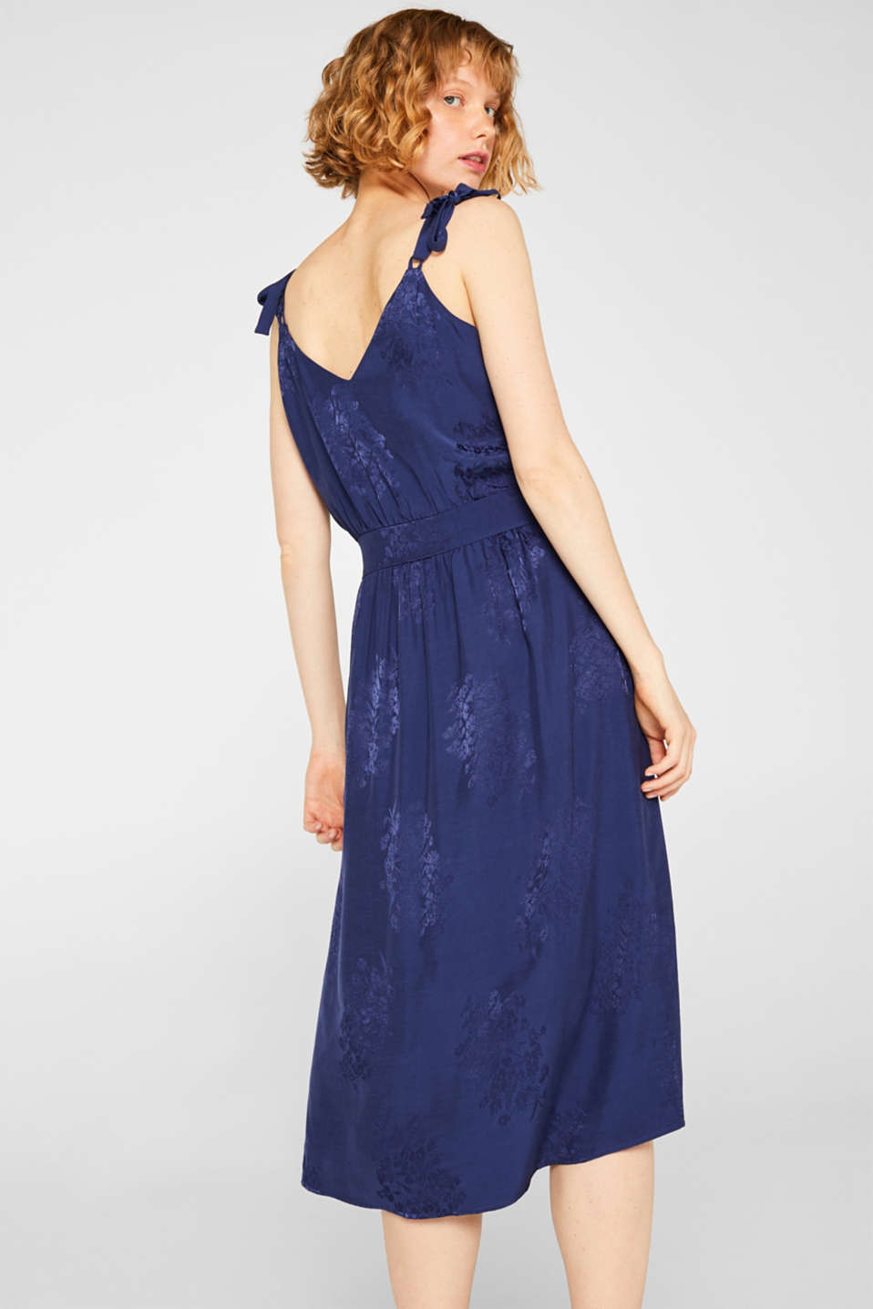 Dresses light woven, NAVY, detail image number 2