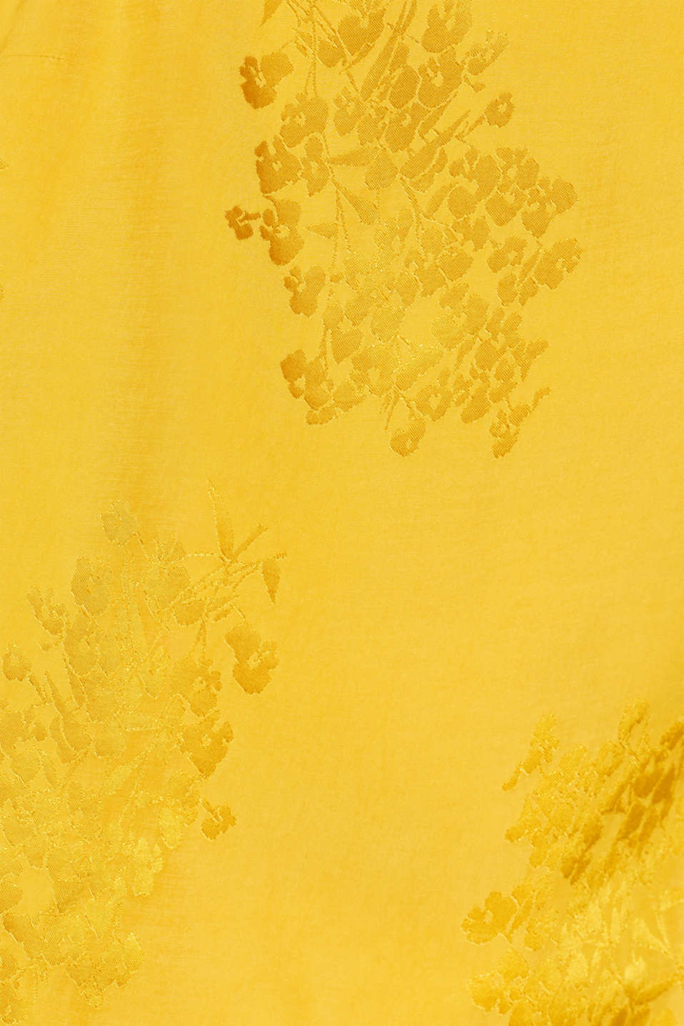 Blouses woven, YELLOW, detail image number 5