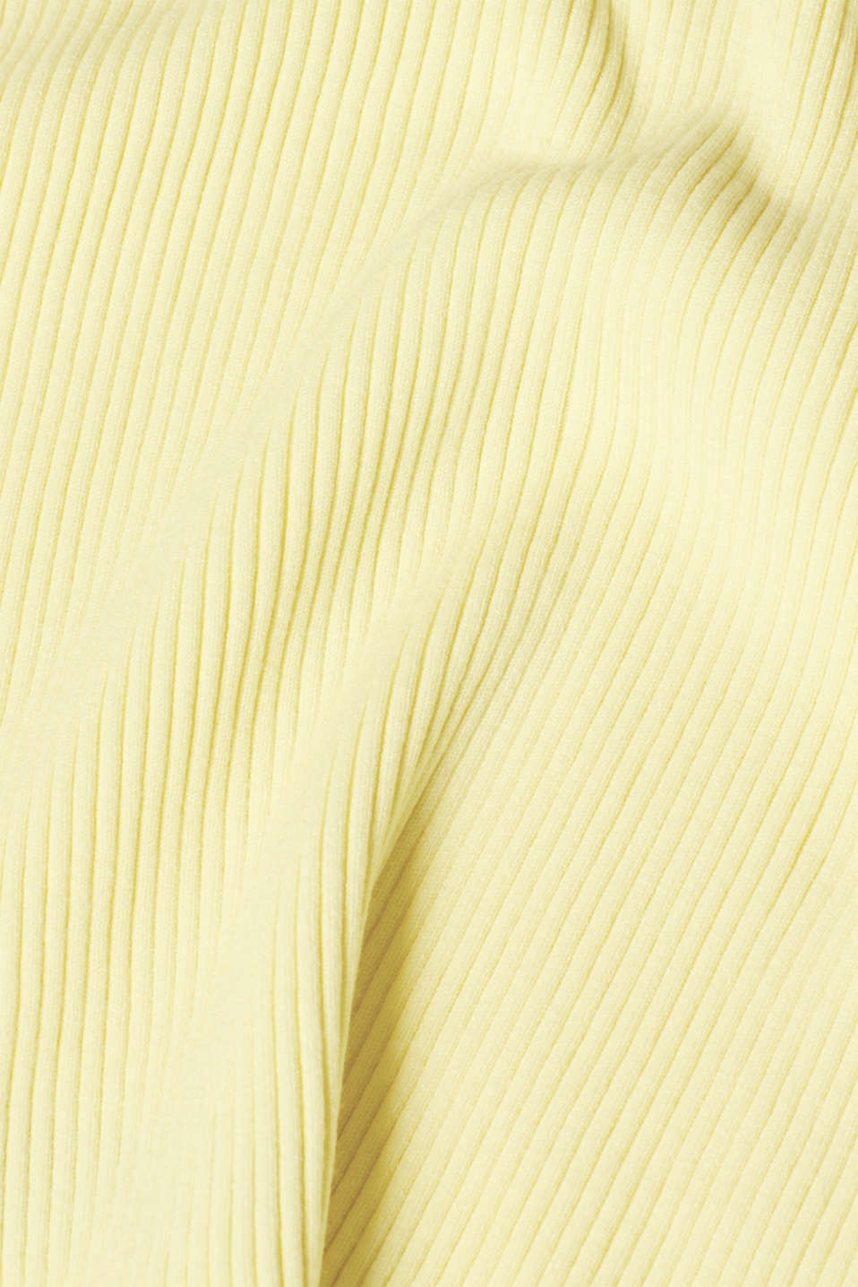 Sweaters, LIME YELLOW, detail image number 4
